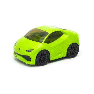 Lamborghini Huracan - zielony  - Lunch Box